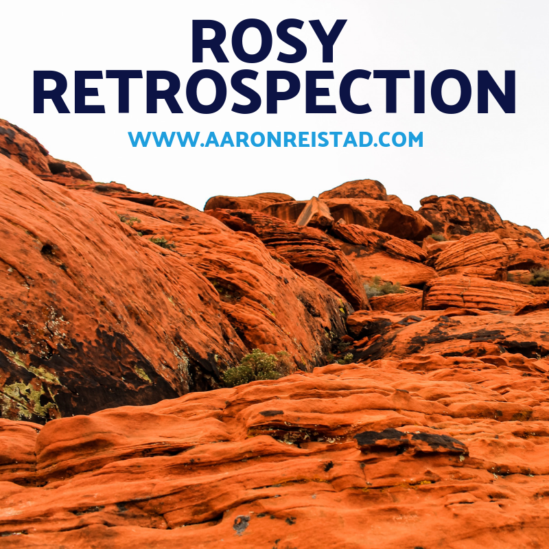 rosy retrospection